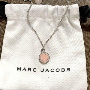 Marc Jacobs Medallion Necklace